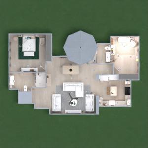 планировки дом сделай сам ванная спальня 3d