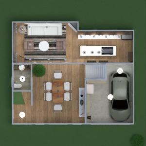 floorplans maison meubles décoration diy salle de bains chambre à coucher salon garage cuisine extérieur bureau eclairage rénovation paysage maison café salle à manger architecture espace de rangement entrée 3d