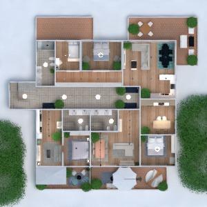 floorplans apartamento casa quarto quarto 3d