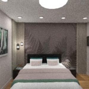 progetti appartamento casa arredamento camera da letto 3d