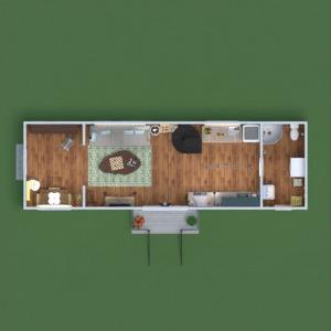 planos casa muebles decoración cuarto de baño salón 3d