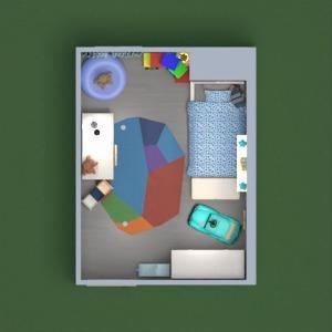 planos casa decoración bricolaje salón habitación infantil 3d