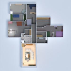 floorplans haus badezimmer schlafzimmer wohnzimmer 3d