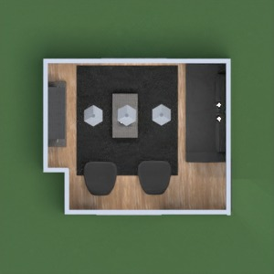 floorplans furniture decor 3d