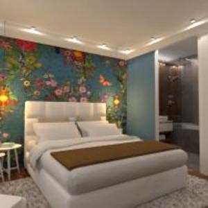 floorplans butas terasa baldai dekoras vonia miegamasis svetainė virtuvė eksterjeras kraštovaizdis valgomasis 3d