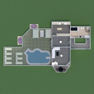 planos apartamento casa terraza decoración cuarto de baño dormitorio salón garaje cocina habitación infantil despacho iluminación hogar 3d
