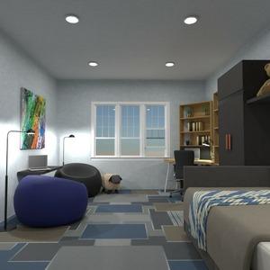 progetti decorazioni camera da letto cameretta ripostiglio 3d