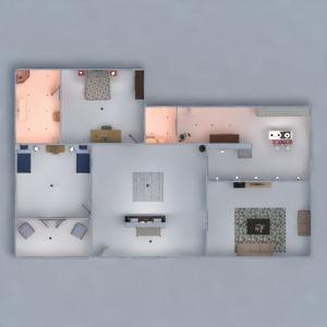 floorplans meubles décoration diy salle de bains 3d