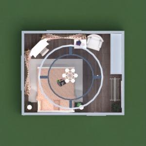 planos apartamento casa muebles decoración bricolaje dormitorio iluminación arquitectura 3d