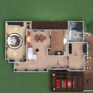 progetti appartamento veranda arredamento decorazioni bagno camera da letto cucina monolocale 3d