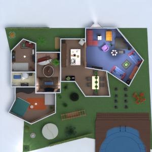floorplans house furniture decor bedroom living room kitchen lighting dining room architecture storage entryway 3d