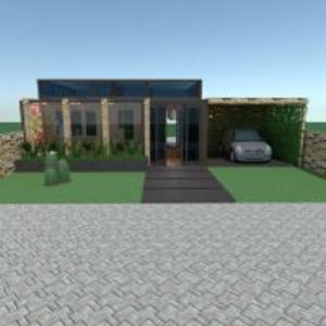 floorplans namas terasa dekoras pasidaryk pats vonia miegamasis svetainė virtuvė apšvietimas kraštovaizdis аrchitektūra 3d