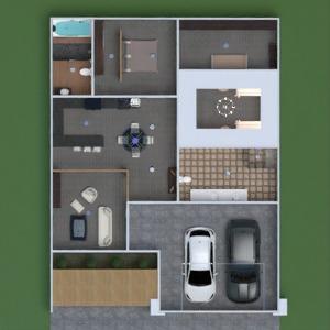 floorplans wohnung haus mobiliar dekor do-it-yourself badezimmer schlafzimmer wohnzimmer garage küche kinderzimmer beleuchtung landschaft haushalt esszimmer architektur 3d