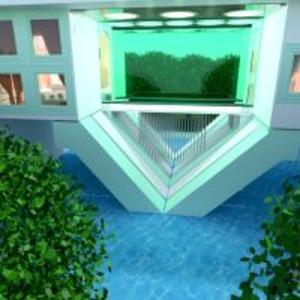 floorplans haus terrasse mobiliar dekor do-it-yourself schlafzimmer wohnzimmer outdoor beleuchtung landschaft haushalt architektur lagerraum, abstellraum studio 3d