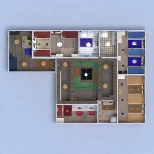 floorplans wohnung mobiliar dekor schlafzimmer wohnzimmer beleuchtung haushalt studio eingang 3d