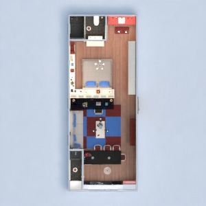 floorplans wohnung haus mobiliar dekor badezimmer schlafzimmer küche büro beleuchtung haushalt studio 3d