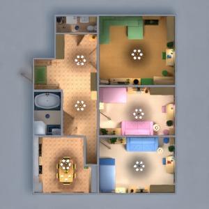 progetti appartamento arredamento decorazioni bagno camera da letto saggiorno cucina cameretta illuminazione rinnovo sala pranzo vano scale 3d