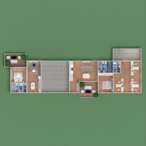 floorplans apartamento quarto quarto cozinha área externa escritório arquitetura estúdio 3d
