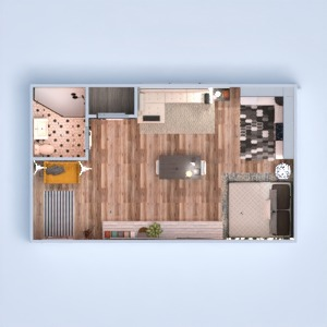 floorplans 装饰 3d