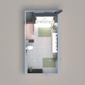 planos decoración bricolaje cuarto de baño iluminación 3d