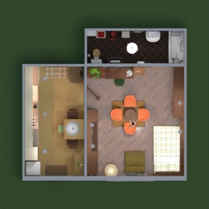 floorplans mieszkanie kuchnia remont mieszkanie typu studio 3d