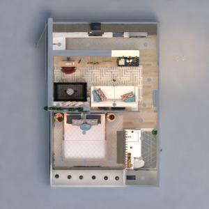floorplans mieszkanie dom wystrój wnętrz pokój dzienny architektura 3d