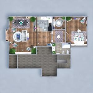 floorplans appartement maison meubles décoration diy salle de bains chambre à coucher salon cuisine eclairage rénovation maison architecture espace de rangement 3d