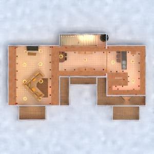 floorplans mobílias decoração faça você mesmo quarto cozinha reforma arquitetura 3d