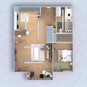 floorplans mieszkanie meble wystrój wnętrz zrób to sam łazienka sypialnia pokój dzienny kuchnia oświetlenie jadalnia mieszkanie typu studio 3d