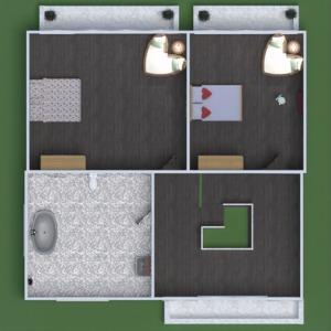 планировки дом ванная спальня улица ландшафтный дизайн 3d