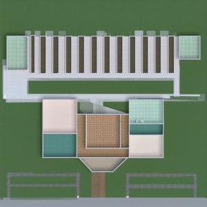 progetti casa veranda arredamento paesaggio architettura 3d