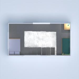 floorplans maison chambre à coucher salon cuisine 3d