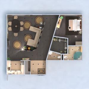 floorplans butas baldai dekoras pasidaryk pats vonia miegamasis svetainė virtuvė apšvietimas renovacija valgomasis sandėliukas prieškambaris 3d