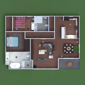 progetti appartamento veranda arredamento decorazioni bagno camera da letto saggiorno cucina cameretta illuminazione famiglia sala pranzo architettura 3d