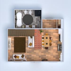 floorplans casa mobílias decoração banheiro quarto cozinha reforma utensílios domésticos sala de jantar arquitetura 3d