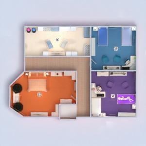 floorplans casa mobílias decoração faça você mesmo arquitetura 3d