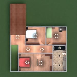 floorplans apartamento casa varanda inferior mobílias faça você mesmo banheiro quarto quarto garagem cozinha área externa quarto infantil escritório iluminação paisagismo utensílios domésticos sala de jantar arquitetura estúdio 3d