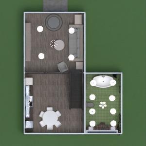 planos casa muebles decoración cuarto de baño dormitorio salón cocina iluminación reforma hogar comedor arquitectura trastero descansillo 3d