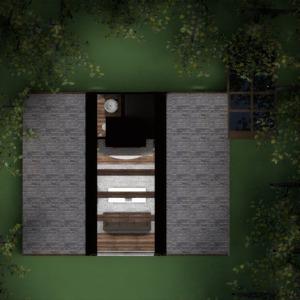 floorplans maison meubles décoration salon cuisine 3d