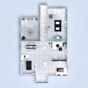 floorplans maison terrasse meubles chambre à coucher salon cuisine bureau eclairage maison salle à manger architecture entrée 3d
