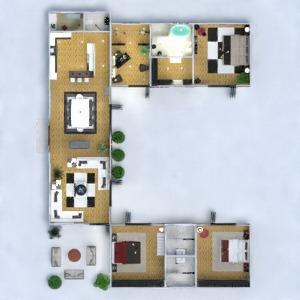 floorplans maison terrasse meubles décoration salle de bains chambre à coucher salon garage cuisine extérieur eclairage paysage maison salle à manger architecture studio 3d