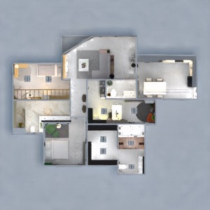floorplans apartment decor lighting renovation 3d