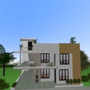 floorplans apartment terrace decor diy outdoor landscape architecture 3d