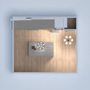 floorplans diy kitchen household storage 3d