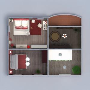floorplans casa varanda inferior mobílias decoração banheiro quarto quarto cozinha quarto infantil iluminação reforma utensílios domésticos sala de jantar arquitetura despensa patamar 3d