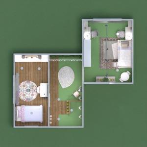 floorplans casa mobílias decoração quarto quarto 3d