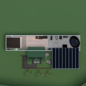 планировки дом мебель ландшафтный дизайн архитектура 3d