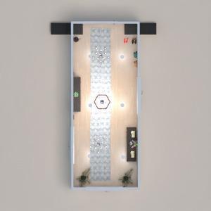 floorplans butas namas dekoras apšvietimas prieškambaris 3d