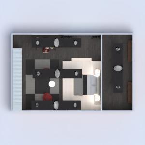 planos decoración dormitorio iluminación 3d