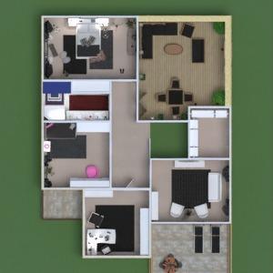 floorplans house terrace furniture decor diy bathroom bedroom living room kitchen renovation architecture entryway 3d